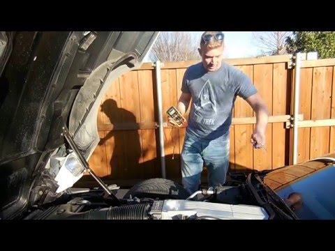 1985 C4 Corvette Project: Daily Driver Part 8 of 8: TPS Code 22