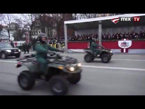 Военный парад в