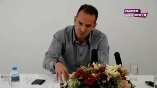 Βαφειάδης. Γιατί παραιτήθηκα από αντιδήμαρχος Κιλκίς-Eidisis.gr webTV
