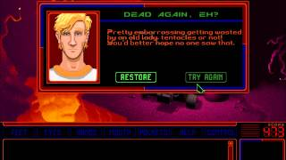 Ways to Die Space Quest 6 All Final Death Messages