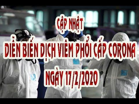 Cập Nhật Dịch Virus Corona (covid-19) Ngày 17/2: Trung Quốc Thêm Hơn 2.100 Người Nhiễm Mới