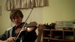 Zelda - Ocarina of Time Songs on Violin