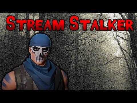 Fortnite Creepypasta: Stream Stalker