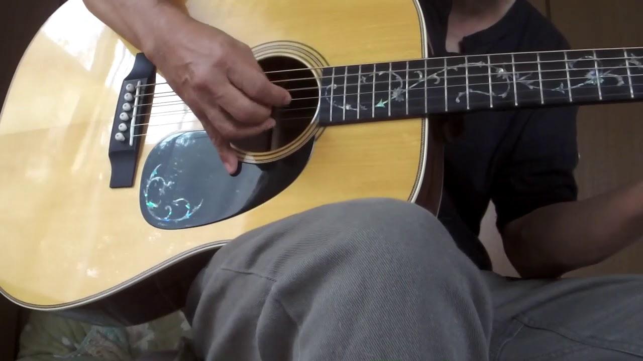 ウィークエンド「岬めぐり」ギター弾き語り