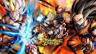 PVP e SUMMON! DRAGONBALL LEGENDS RILASCIATO IN ITALIA! DB LEGENDS ITA!