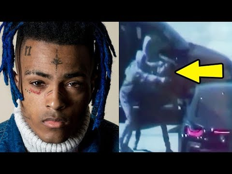 XXXTentacion Murder Caught on Surveillance Video Footage in Court