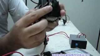 Como testar flyback de televisores