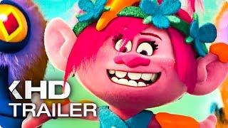 TROLLS Trailer 2 German Deutsch (2016)