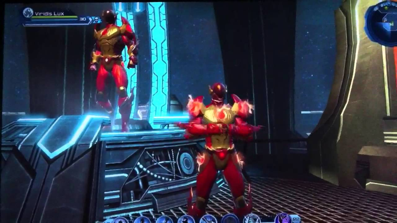Dcuo Speed Force Spectrum Pve Tier 1 Colour Matching Video