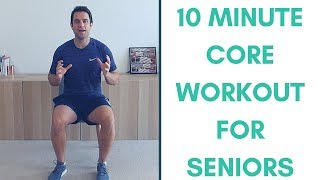 ** subscribe to this channel for regular exercise videos seniors! 10 minutes of easy follow, gentle, core exercises ►► get my *free* f...