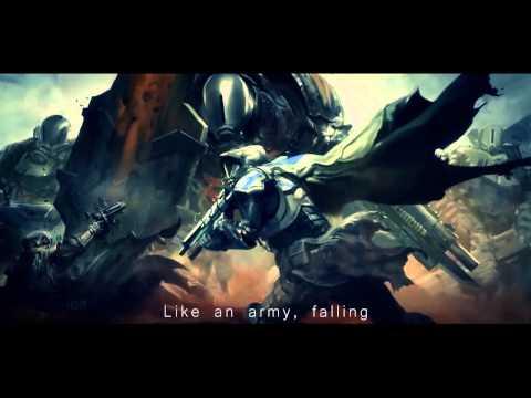Linkin Park - In  My Remains (Lyrics) [Destiny GMV]