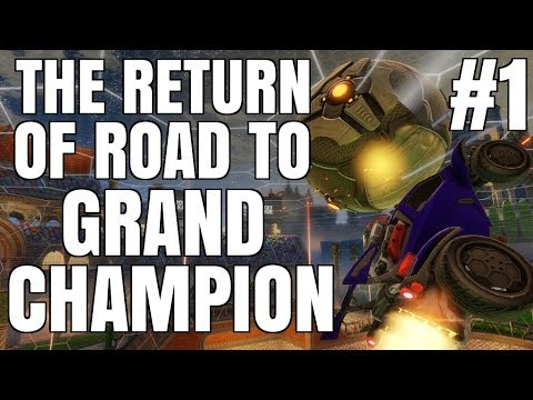 THE RETURN OF ROAD TO GRAND CHAMPION | ROAD TO GRAND CHAMPION EPISODE #1