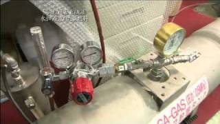 【日本の技術】水から生まれた新燃料 酸水素ガス