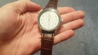 №7 Стильные Часы Mercedes Benz,обзор с AliExpress