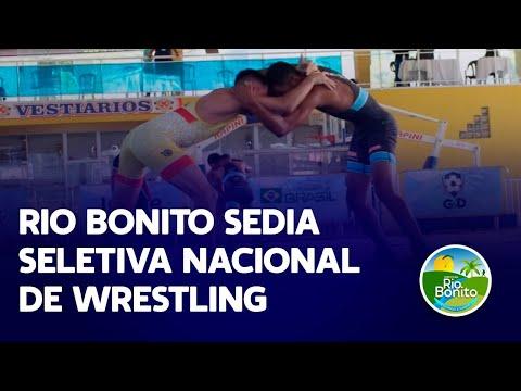 RIO BONITO SEDIA SELETIVA NACIONAL DE WRESTLING