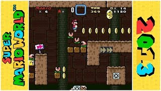 Booster Plant, The | Super Mario World Hack