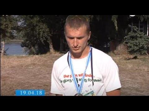 ТРК ВіККА: У дворазового чемпіона світу з Черкас викрали спортивний інвентар