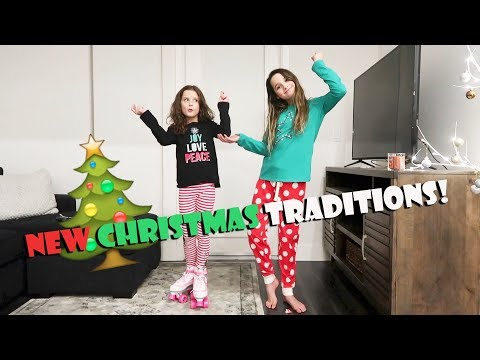 New Christmas Traditions 🎄 (WK 364.5) | Bratayley