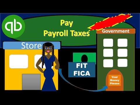 QuickBooks Pro 2019 Pay Payroll Taxes - QuickBooks Desktop 2019