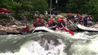 Ocoee Adventure Center Full River Rafting