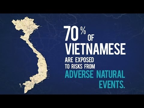 Bolstering Resilience to Floods and Storms in Vietnam