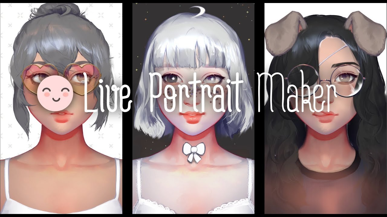 Live Portrait Maker by Angela He