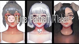 Live Portrait Maker : Android/iOS Trailer