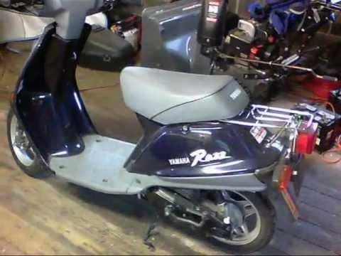 Yamaha Razz Moped