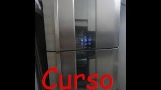 Consertos e Cursos - Refrigerador DF80X Electrolux