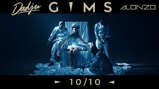 Download GIMS - 10/10 avec Dadju & Alonzo (Clip Officiel) Mp3 and Videos