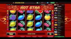 Online Casino Review : Win with Golden Star Casino