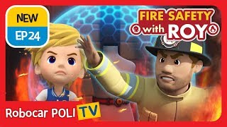 fire-safety-with-roy-ep24-the-visiting-hero-robocar-poli-kids-animation