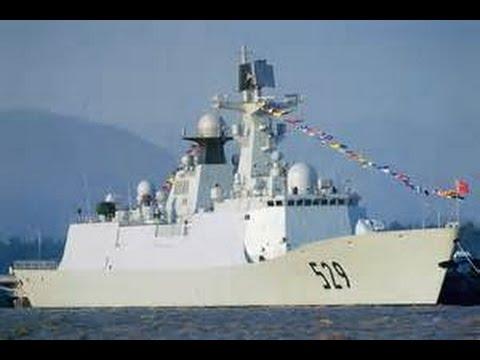 挑戰新聞軍事精華版--俄國想買中國製「054A」導彈護衛艦