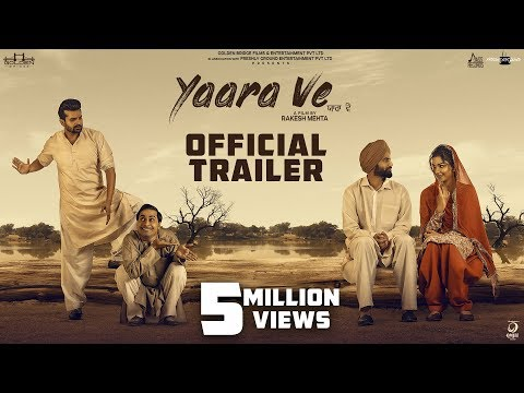 yaara-ve-(-trailer)|-gagan-kokri-|-monica-gill-|-yuvraj-hans-i-raghveer-boli-|-5th-april-2019