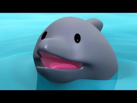 Cartoon | Musti English | Musti Meets Dolly the Dolphin | Cartoon for Kids