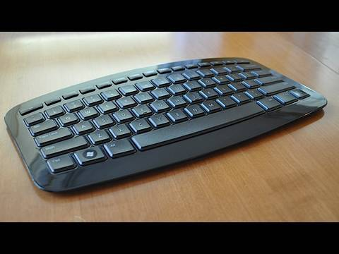 Chilla Frilla - Microsoft Arc Keyboard Unboxing and Review