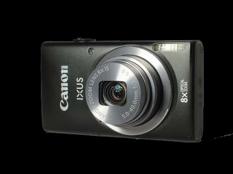 Canon Ixus 132 Tutorial Video || Hands On Review