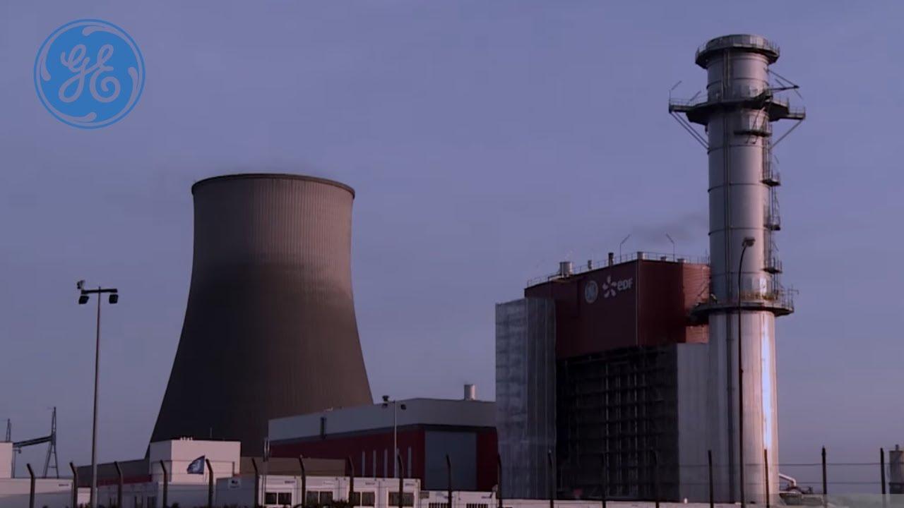 Ready to Run: 9HA Powering EDF's Bouchain in France   Gas Power Generation    GE Power
