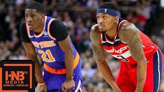 New York Knicks vs Washington Wizards Full Game Highlights | 01/17/2019 NBA Season