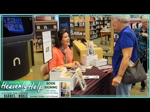 Heavenly Help book signing with author Sarah Bowling