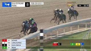 Vidéo de la course PMU ALLOWANCE OPTIONAL CLAIMING 1100M