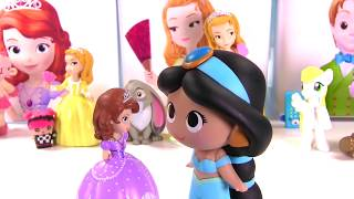 Baixar - Disney Jr Sofia The First Surprise Toy Blind Boxes Blind Bags And Mashems Stop Motion Grátis