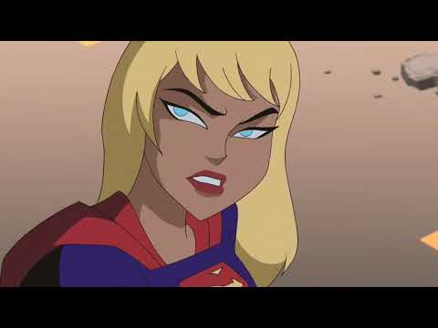 A Grown Woman | Justice League Unlimited