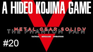 Metal Gear Solid V : The Phantom Pain - Part 20 : PC / 1440P / 60 FPS