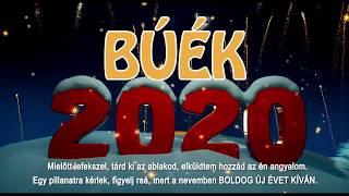 BÚÉK 2020 Sikerekben Gazdag Boldog Új Évet Kívánok