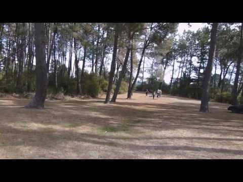 The Super Six at Spa Park, Taupo - NZ Disc Golf National Tour 2013