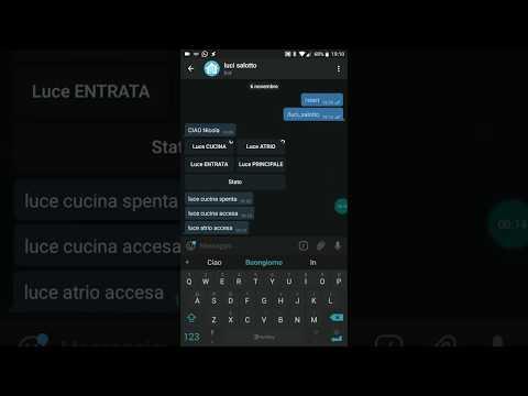 Tts con python e Telegram