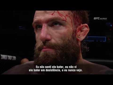 UFC Oklahoma: Entrevista no octógono com Kevin Lee e Michael Chiesa
