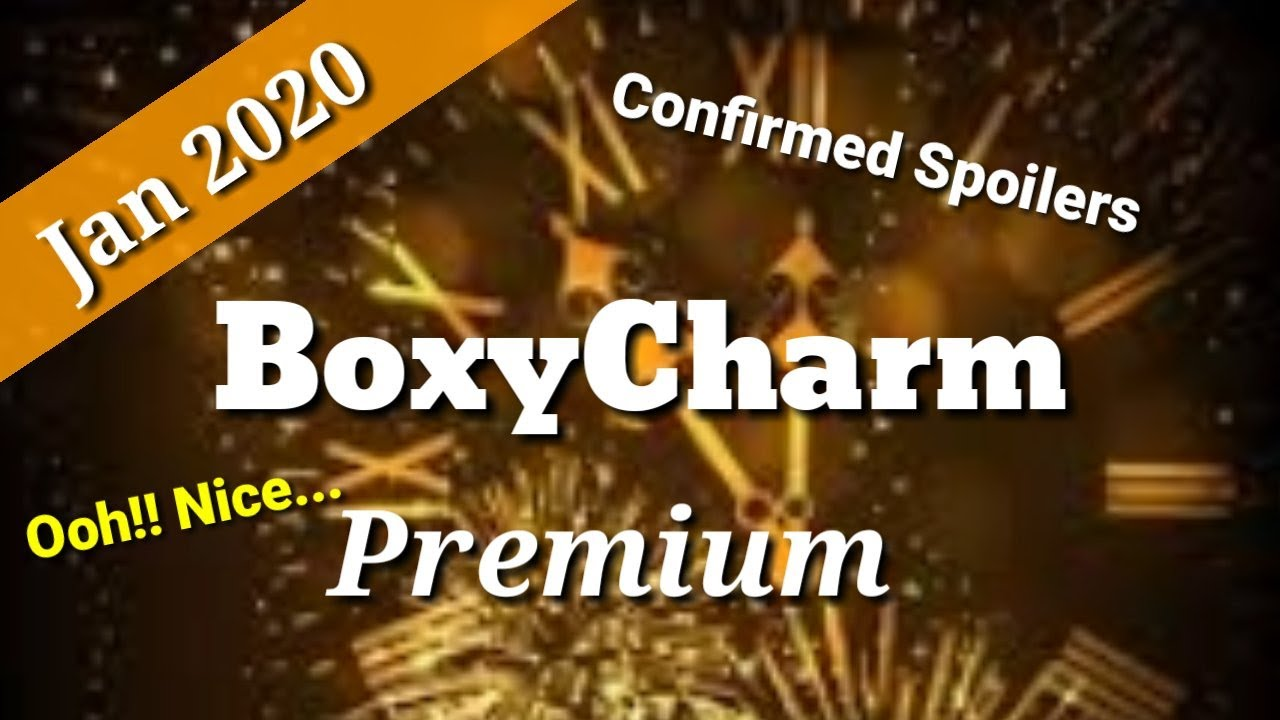 Games With Gold January 2020.Boxycharm Premium January 2020 Spoilers