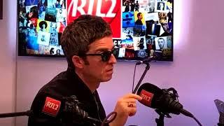 Noel Gallagher: RTL2 Acoustic Session,France (13/04/2018)